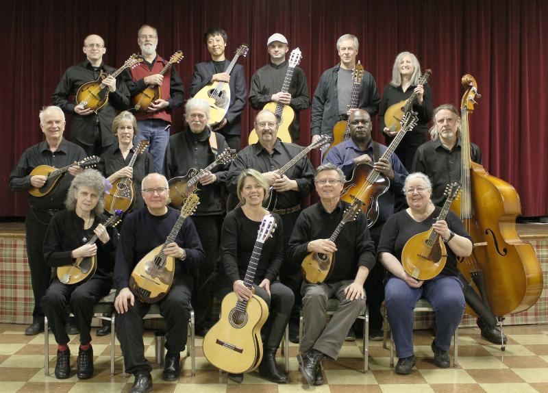 The Providence Mandolin Orchestra